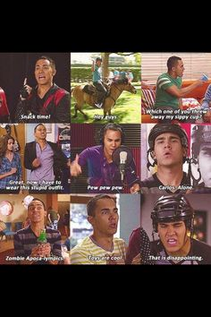 This is why i love him (: i remember all of these lol