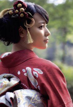 Yajima Maimi (矢島舞美) 1992-, Japanese Actress