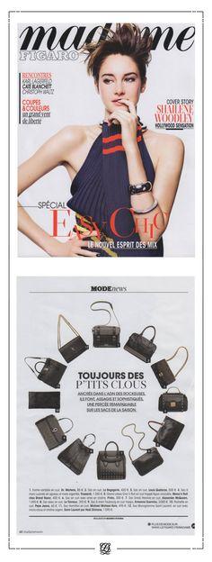 • Louis Quatorze • Madame Figaro, Novembre 2014