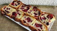 Pita s višnjama i grizom MLJAC MLJAC   Torte i kolacici