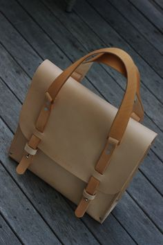 Ped's & Ro Leather Blog: Tote Bag design No.2