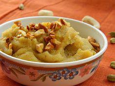 Indian Cuisine: Besan Ka Halwa ~ Indian Gram Flour Pudding Recipe
