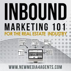 Imagine... never having to pay for leads or make cold calls, but still have an influx of WARM real estate leads. Welcome to inbound marketing.
