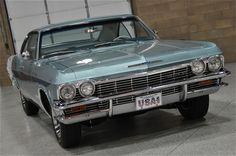 One of the nice 65 Impala SS restorations I've seen. Chevrolet Impala 1965, Chevy Impala Ss, 66 Impala, Chevrolet Corvette, My Dream Car, Dream Cars, Gmc Vans, Old School Cars, Sports Sedan