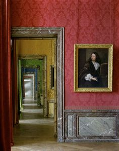 Robert Polidori, photographer.  His series on Versailles are breathtaking.