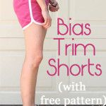 Melly Sews: Some free patterns including kickball shorts, a boatneck T and a cute boy romper