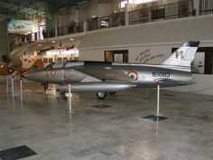 Indian Folland Gnat on display at the PAF Museum Gallery.