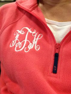 Need a hoodie like this for the fall! ;) Someone want to buy me this as a present with my future initials??