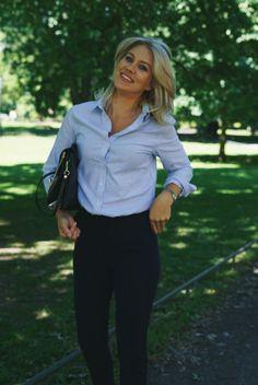 Isabella Löwengrip - skjorta boomerang, byxor stylelevel