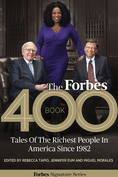 The Forbes 400 Book
