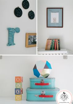 Beautifully-styled simple nursery - #projectnursery