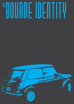 The Bourne Identity. I could watch Matt Damon all day :)