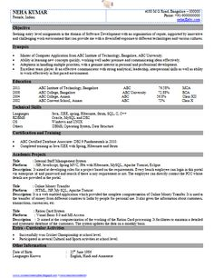 Professional Curriculum Vitae / Resume Template for All Job Seekers  Do Rate us on Facebook with your reviews and comments / suggestions....This will help us improve further ~~~  ~~~~ Download as many CV's for MBA, CA, CS, Engineer, Fresher, Experienced etc / Do Like us on Facebook for all Future Updates ~~~~