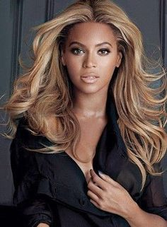 Beyonce Middle Parted Layered Long Wave Synthetic Lace Front Wigs 18 Inches Celebrity Wigs, Celebrity Hairstyles, Celebrity Women, Middle Part Hairstyles, Pretty Hairstyles, Synthetic Lace Front Wigs, Synthetic Wigs, 18 Inch Hair, Beauty