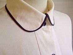 Reshape A Shirt Collar
