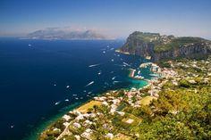 Tra Capri e Anacapri: le infinite bellezze dell'isola dei Faraglioni -