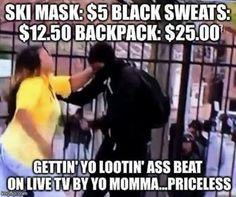 The mama! Ninja.