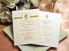Baptism Christening Gifts Photo Party Prayer Cards Favors