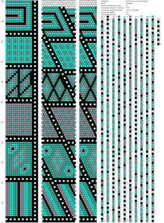 Spiral Crochet, Bead Crochet Rope, Crochet Art, Brick Stitch, Beading Patterns, Crochet Necklace, Photo Wall, Beads, Wall Photos