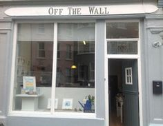Off the Wall is in Portrush in Northern Ireland and is started with framing but has expanded into a wider range of home decor with painted furniture