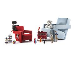 Sofas   Seating   637 Utrecht   Cassina   Gerrit T. Rietveld. Check it out on Architonic