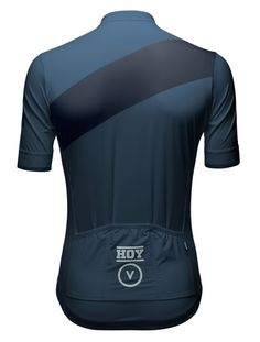 Vulpine - HOY Vulpine Men's Senko Jersey in Royal Navy/Classic Navy