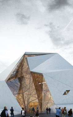New Wave Architecture Diseña Rock Gym para Polur,© New Wave Architecture