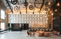 The much-anticipated restoration of this Heritage-listed hotel is complete and what's resulted is a blend of old world charm and modern day industrial.