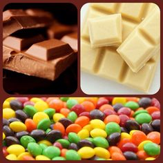 Which is your favorite? #Chocolate #candy #food #yum #favorite