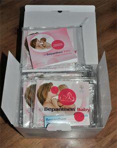 Testujemy Bepanthen baby :)