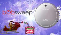 Visit Wendy's Facebook page to enter for your chance to win a #bObsweep robotic vacuum. http://www.wendyshow.com/2016/12/15/bobi-sweep/#.WFMD-dROkgY