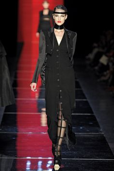 Jean Paul Gaultier Couture Fall 2012 Photo 8