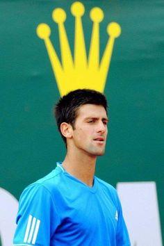 Novak Djokovic - the king