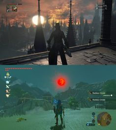 Behold the Blood Moon! [BOTW & BB]