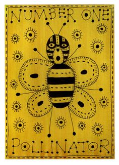 """Ian Pyper. 'Number One Pollinator."""" all rights reserved."""