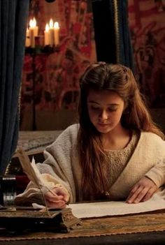 I want to be a writer when I grow up. I will tell everyone about my life in Victorian England.
