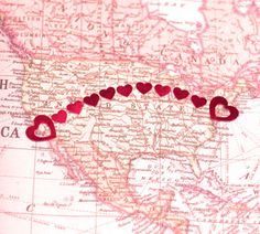 Long Distance Love? Tips On Making It Work From Miles Away