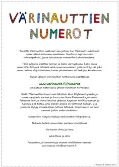 Värinauttien numerot Joko, Word Search, Puzzle, Words, Puzzles, Horse, Puzzle Games, Riddles