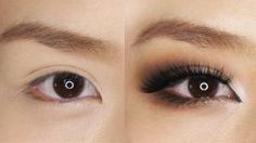 Smokey Eye Makeup for Hooded or Asian Eyes by melissagarsia