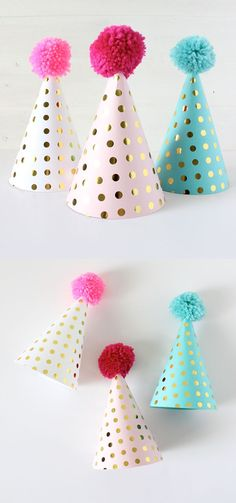 Free Party Hat SVG file and PDF template   Click to learn how to make yourFree Party Hat Template   Click To Download   Party ideas  . Diy Party Hats Template. Home Design Ideas