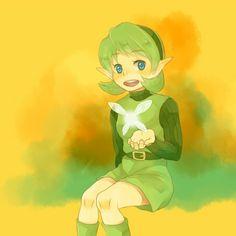 Saria - - ゼルダまとめ - - Ocarina of Time