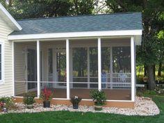 Screen Porch Design Ideas decoration Easy Screened In Porch Ideas And Photos Porch Designs