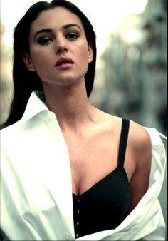 Monica Bellucci Young Picture Monica Bellucci...   My Monica Bellucci - Monica…