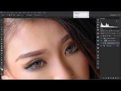 'Stella Kirana' Speed Art Retouch | Photoshop CC - YouTube
