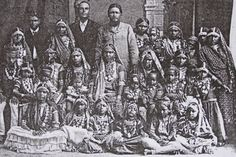 """East Indians in British Guiana (Guyana). Arriving a indentured servants (basically slaves) from the sub-continent, where they were likely of lover caste system of India. Enduring harsh treatment in labour without compensation, they would mix with the African slaves, creating a new group often referred to as """"coolies"""". Like the mulattoes, they were caught in the identity trap, again having to endure another kind of mental slavery. The complexities of slavery is deep."""