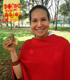 ¡Lucy Hernández encontró a su gato dorado en el Park Away!