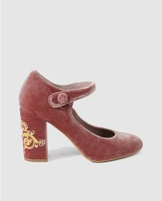 225 mejores imágenes de zapatos de terciopelo  dc2cbcdefcac
