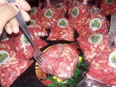 Bolsitas para puflitos #cerebros #brains #plantasvszombies Zombies, Steak, Beef, Food, Sachets, Meat, Essen, Steaks, Meals