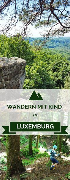 Wandern mit Kind in Berdorf, Luxemburg | Urlaub mit Kind | Wandern |