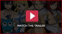 Watch Fairy Tail Anime Episodes Streaming on FUNimation
